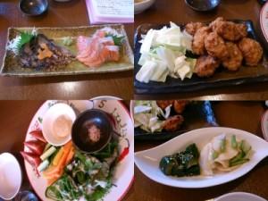 日本一幸せな従業員_料理